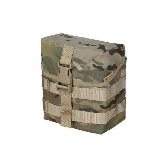 Подсумок багажный малый на фастексе multipat (multicam)