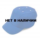 Каскетка-бейсболка Престиж® Ампаро® васильковая (126905)