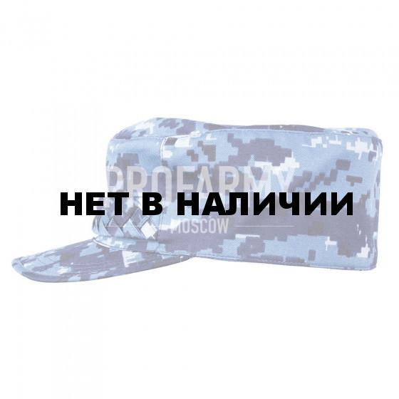 Кепка К-3 (цифра МВД) с косичкой грета