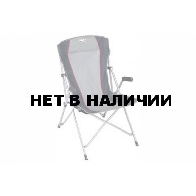 Кресло Campingstuhl Altea серый/тёмно-серый, 56x44x46/95 см, 44111