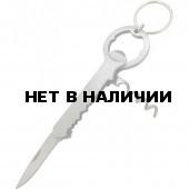 Нож с открывалкой и штопором 3-function Corkscrew Opener and Knife (упаковка 10 шт), 3456