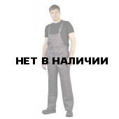 Полукомбинезон мужской Дрегер серый