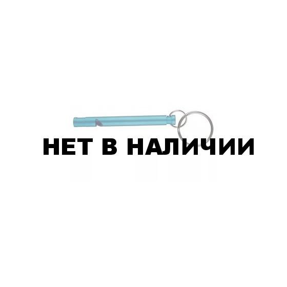 Брелок Тонкий алюминиевый свисток (упак=10 шт), 3386