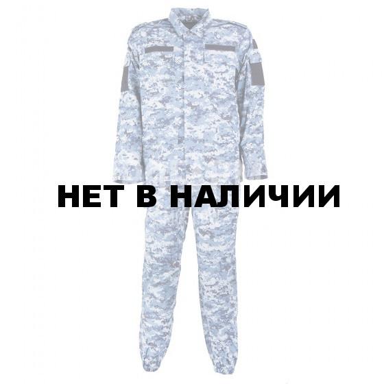 Костюм КЗМ К-2, панацея синяя цифра