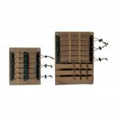 Медицинские панели на велкро, набор TT MEDIC PANEL EL SET coyote brown, 7578.346