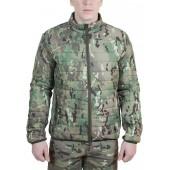 Куртка демисезонная МПА-85 (бомбер) мультикам (рип-стоп D30 с тефлоном+каландрирование)