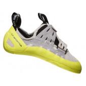 Туфли скальные GeckoGym Grey/Apple Green, 20Q901705
