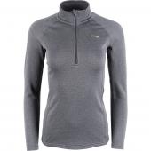 Термобелье Gulf Stream женское пуловер т. серый