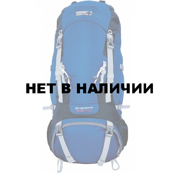 Рюкзак Sherpa 65+10 синий, 65+10л, 2040 гр, 31109