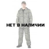Костюм ТУРИСТ 2 куртка/брюки цвет:, камуфляж Легион серый, ткань : Твил Пич