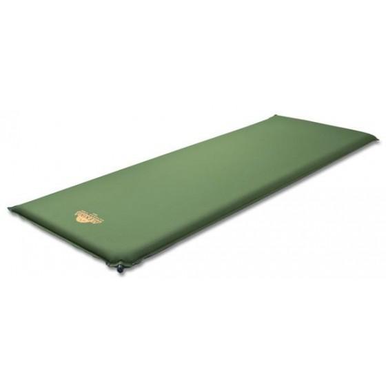 Туристический коврик для походов выходного дня или кемпинга Alexika Best 9326.5007 Olive