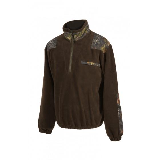 4210 куртка-анорак флис