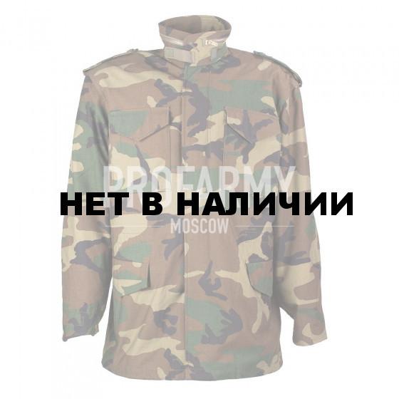 Куртка Альфа М-65 Woodland