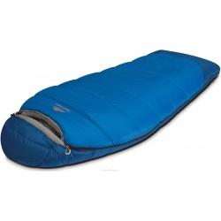Мешок спальный FOREST COMPACT синий, левый