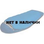 Мешок спальный FOREST COMPACT синий, правый