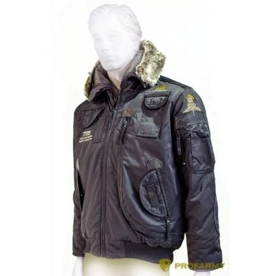 Куртка 7.26 черн