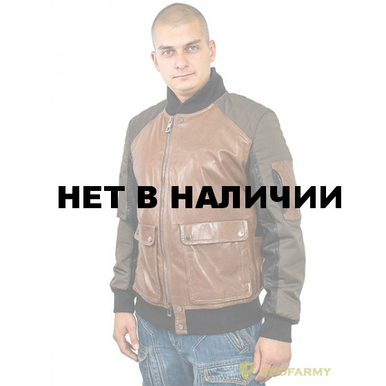 Куртка МК/17-4К Maxsibas Vegital+Baron Black Oxford khaki dark