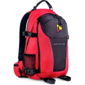 Рюкзак BASK BACK COUNTRY LIGHT красный/черный 25 л