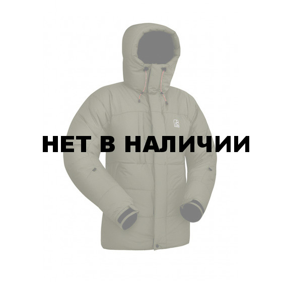 Пуховая куртка BASK EVEREST V2 хаки