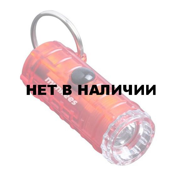 Брелок 4х режимный фонарик (упак=10 шт), 1094