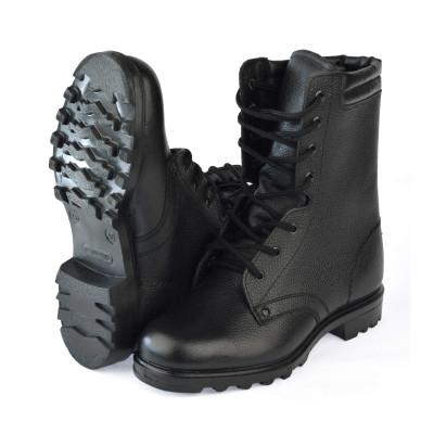 Ботинки с высокими берцами Армейские верх-юфть 18abff431692d