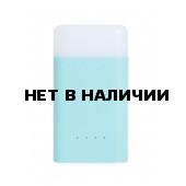 Фонарь+Зарядное устройство, ударопрочный и водостойк. CUBE QUICK Power Bank Light, 400люмен/10800мАч Green, GY020005