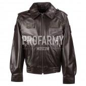 Куртка демисезонная Nappa Brown (темно коричневый)