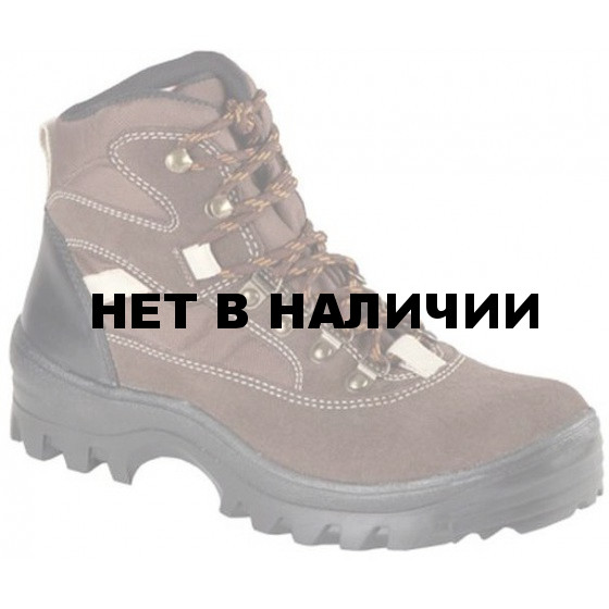 Ботинки Турист, замша коричневая ТЭП