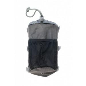 Карман для питьевой фляги на лямке для серии BASK NOMAD темно-серый