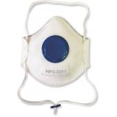 Респиратор противоаэрозольный НРЗ-0311 с клапаном FFP1 (аналог 3М 8112)
