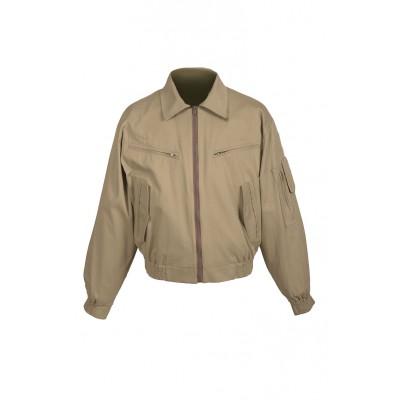 Куртка-ветровка полетная смесовая 4208