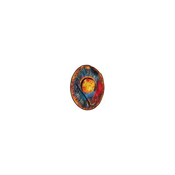 Санки-ватрушки SnowDream Cartoon oval Maxi 100