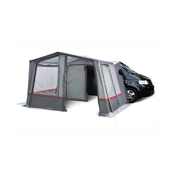 Палатка Tramp светло-серый/тёмно-серый, 270х340х210 см, 14152