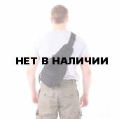 Сумка KE на плечо 5 литров Polyamide 750 Den черная