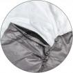 Спальный мешок Mega Light 50 серый