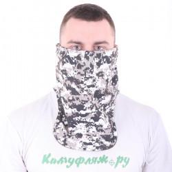 Морской шарф Keotica мембрана на флисе digital urban