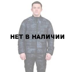 Куртка демисезонная МПА-85 (бомбер) питон ночь (рип-стоп D30 с тефлоном+каландрирование)