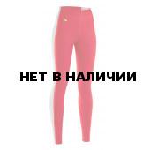 Термобелье брюки женские BASK T-SKIN LP LADY PNT красный/серый свтл