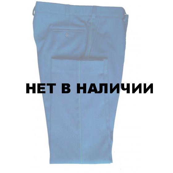 Брюки Прокуратура синие индивидуальный пошив (с выездом замерщика)