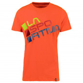 Футболка Square T-Shirt M Chili, H49309309