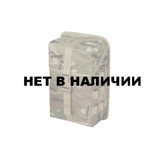 Подсумок под пулеметную коробку v.2 multipat (multicam)
