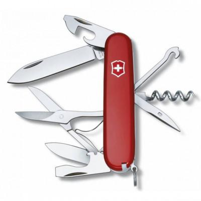 Нож перочинный Victorinox Climber (1.3703) 91 мм 14 функций красный