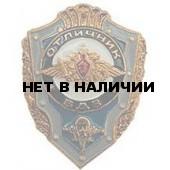 Нагрудный знак Отличник ВДВ уставной томпак