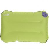 Подушка надувная, квадратная Green, 3913