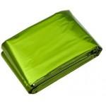 Покрывало теплосберегающее зелёное. зелёное, 3803