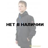 Куртка детская Softshell TURBO черная