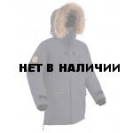 Куртка пуховая BASK TAIMYR V2 темно-серая
