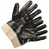 Перчатки с нитриловым покрытием, крага, обливные ULT440 (кор144пары/уп12 пар)