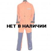 Спелеокомбинезон - Cordura® 500 оранжево-синий