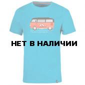 Футболка Van T-Shirt M Tropic Blue, H47614614